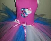 Hello Kitty Boutique Birthday Tutu Set