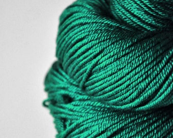 Absinthe - Silk/Merino DK Yarn superwash