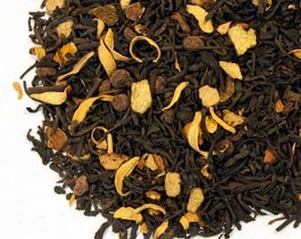 1 oz Dark Chocolate  Orange Oolong Black Tea