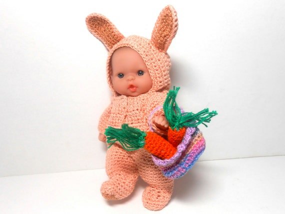 Rabbit Doll Berenguer Lots to Love Doll