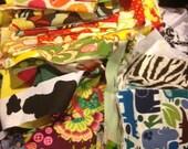 Destash - Cotton - Fabric Scraps