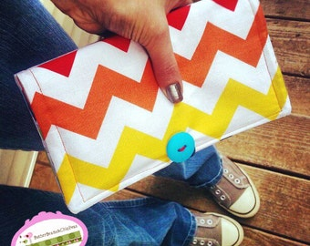 Check Book Wallet.  pdf Pattern.  This is not a Finished Product.  Make And Sell.