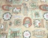 Tuscany Fabric by Debbie Mumm - 1 yard