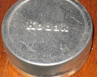 Tiny Vintage KODAK Film Can