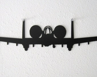 A-10 Warthog Metal Wall Decoration