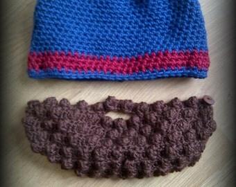 The Lumberjack Crochet Pattern (PDF)