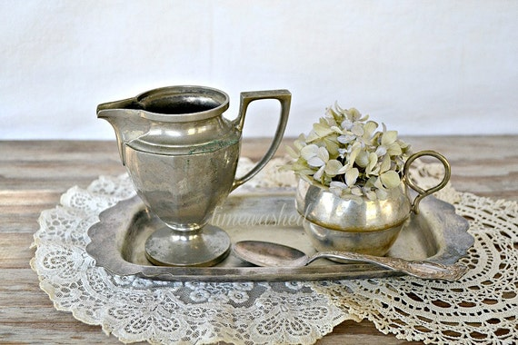 Silver Plate Instant Collection