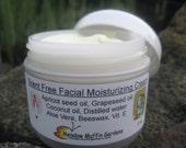 Scent-Free, Fragrance-Free Moisturizing Face Cream, Sensitive Skin Care, Men, Women, Children, Day or Night Cream, Aging Skin, Organic