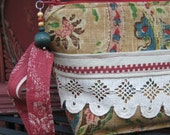 Zipper Bag - Vintage Country