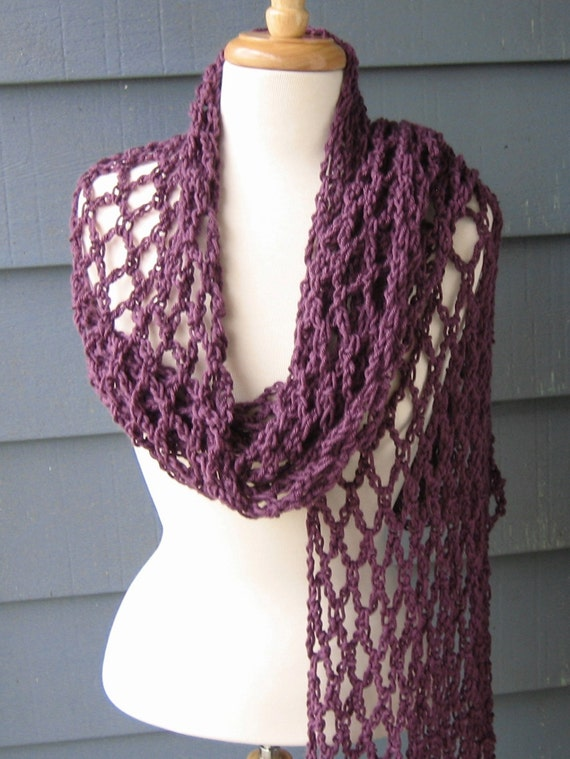 Summer Scarf Crochet Pattern Traveltourswall