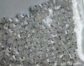 144pcs 4mm Swarovski Bicone Crystal Beads Crystal Clear Faceted Austrian Crystal 4mm Xilion Model 5328