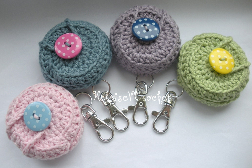 Crochet Patterns Keychain : Crochet Vaseline Pattern - Vaseline case keychain - instant digital ...