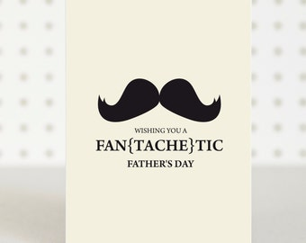 FanTASCHEtic Father's Day Card