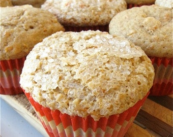 ON SALE  Inside Out Carrot Cake Muffins