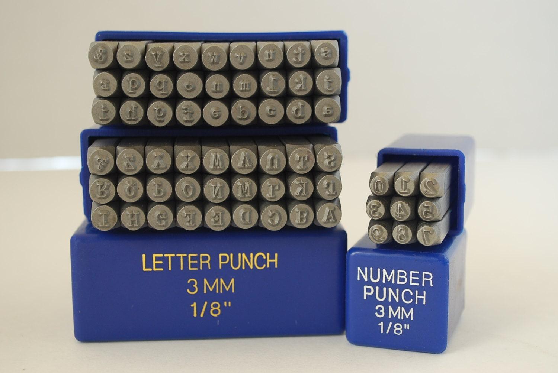 Metal Stamp Set Metal Stamping Kit In Typewriter