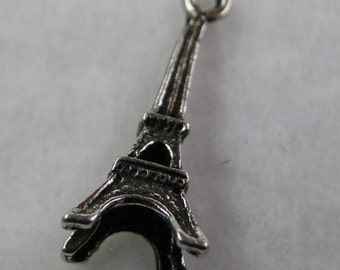 Eiffel Tower - Wedding Cake Pull Charm - Build your own set
