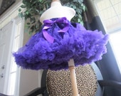 Bright Purple Pettiskirt