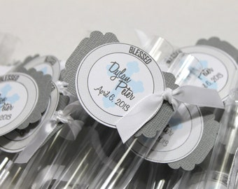 Baptism, First Communion, Confirmation Party Favors (12) Ready to fill with your own candy