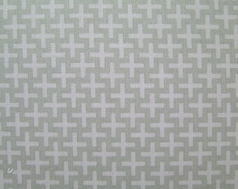 Gray Jungle Tic Tac Fabric by the Yard Life in the Jungle Doohikey Designs Riley Blake