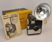 CAMERA OUTFIT, Imperial Debonair Vintage Camera, Flash and Box