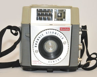 CAMERA, Kodak BROWNIE STARMETER