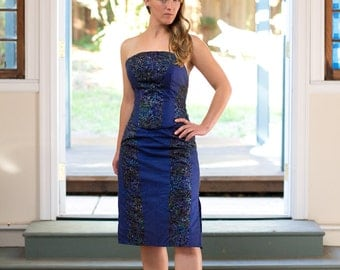 Pencil Skirt With Matching Bustier