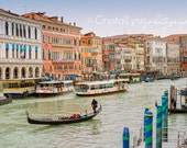 Venice Italy Grand Canal Fine Art Photograph
