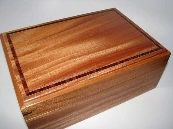 handmade wooden keepsake boxes handmade wooden keepsake box featuring an inlaid top and lined 1366