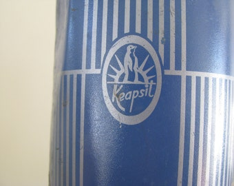 Vintage Keapsit Thermos