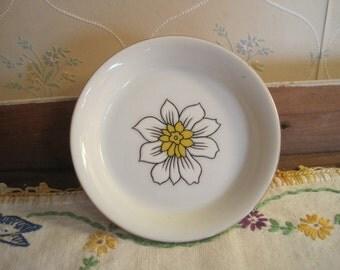 White Creative Coaster or Small Dish