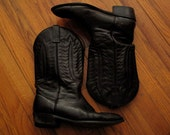 mens vintage mason cowboy boots