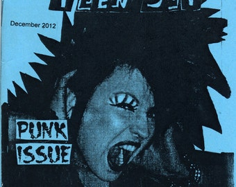 issue 22 of TeenSet (punk issue)