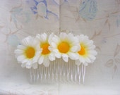 Daisy Hair combs