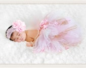 Vintage Tutu-Baby tutu- Infant Tutu- Baby- Tutu- Newborn Tutu- Tutus- Available is size 0-24 months