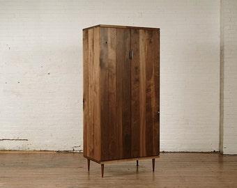 mid century modern armoire