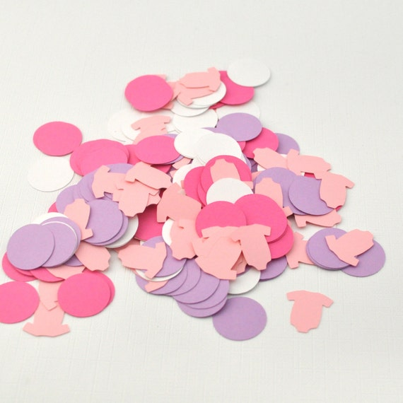 Unavailable listing on etsy for Baby confetti decoration