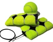 Handmade Recycled Tennis Ball iPhone 4, 4s & 5 Cover/Sleeve
