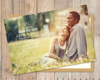Save The Date Cards, Save The Date Magnet, Save The Date Postcard, Save The Dates - Complete