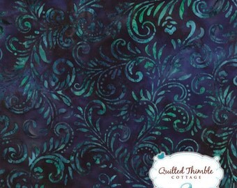 Color Splash Batiks by Moda Fabrics - Ocean (4321-30) - 1 Yard