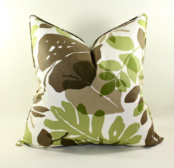 Tropical Pillow Cover Cushion Cover Decorative Pillow