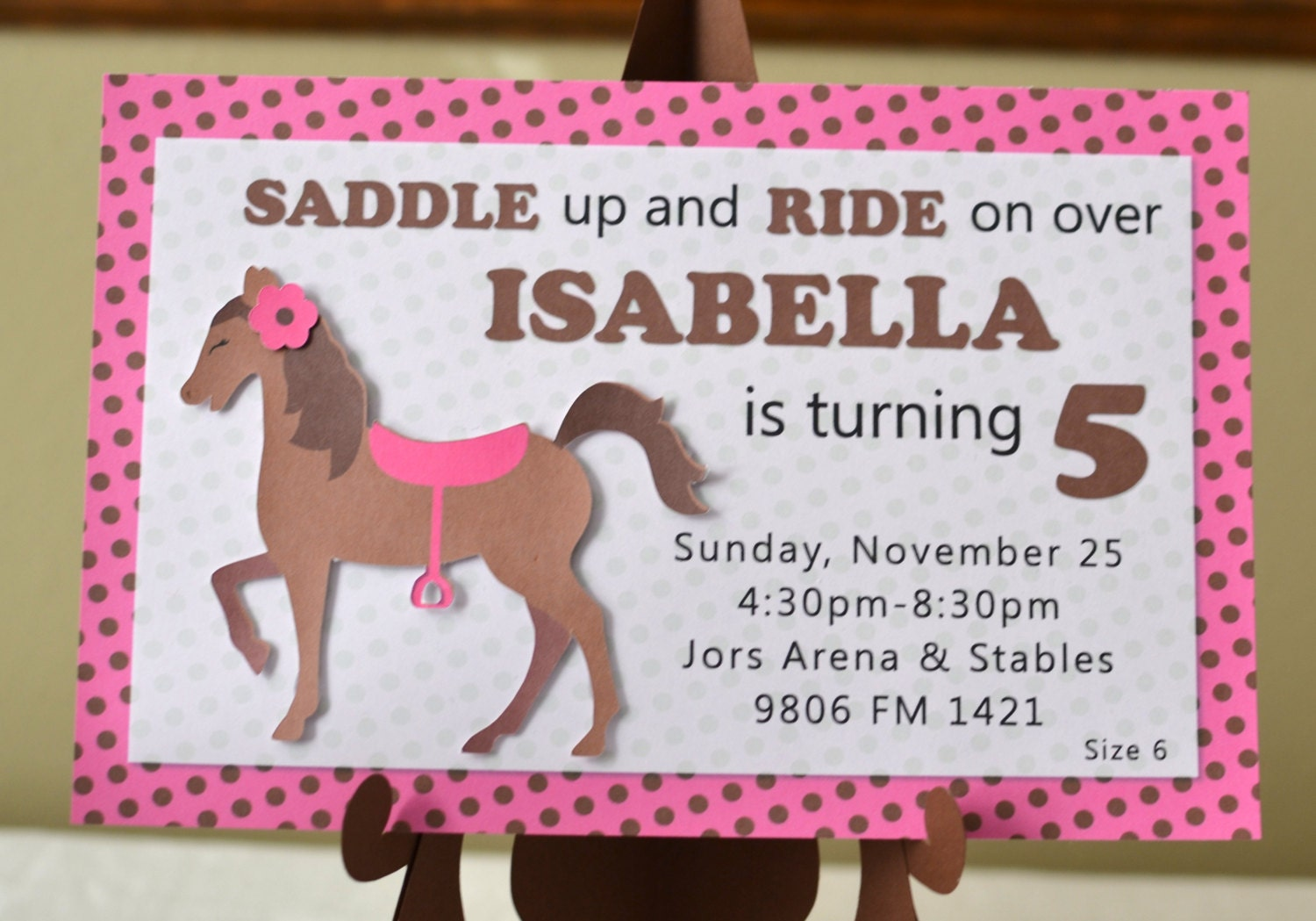 Horse Birthday Party Invitations can inspire you to create best invitation template