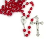 Holy Spirit Catholic Rosary Confirmation Gifts