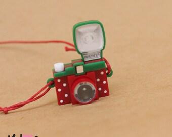 Strawberry camera
