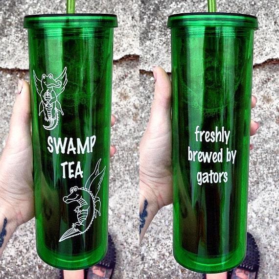 16 oz SWAMP FAMILY TEA cup