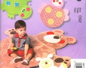 McCall's Pattern 6719 for Children's Play Mats