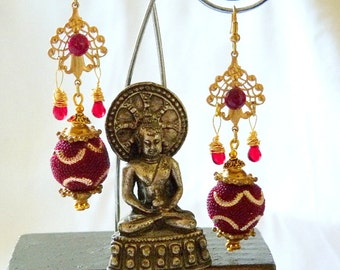 SALE!! Hawa Mahal Earrings SALE!!