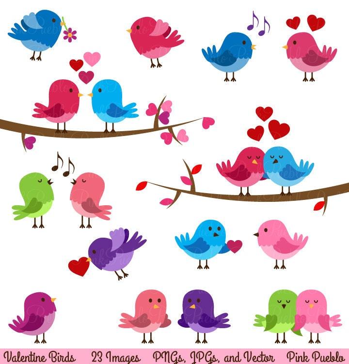 Valentine Birds Clipart Clip Art Love Birds Lovebirds Clipart