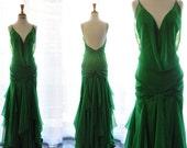 Olivia-Perfect Emerald wedding dress