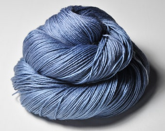 Going to the land of Nod -  Merino/Silk Fingering Yarn Superwash