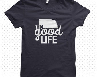 Nebraska Life:  made-to-order tshirt